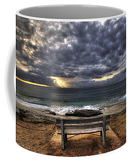 The Bench Coffee Mug