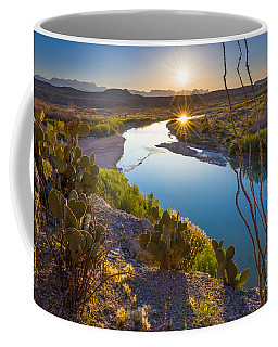 The Big Bend Coffee Mug