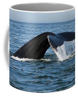The Big Blue In The Bigger Blues... Coffee Mug