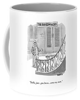 The Big Kowalski -- Main Character Of The Big Coffee Mug