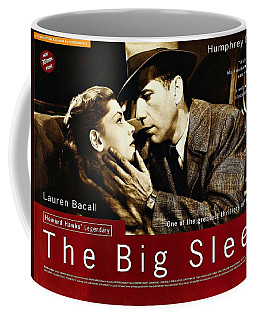 The Big Sleep  Coffee Mug