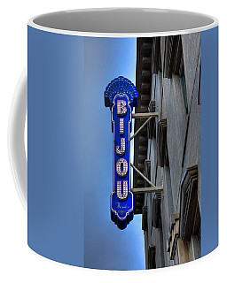 The Bijou Theatre - Knoxville Tennessee Coffee Mug