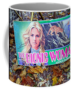 The Bionic Woman Coffee Mug