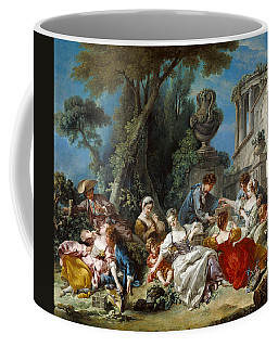 The Bird Catchers Coffee Mug