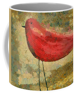 The Bird - K03b Coffee Mug by Variance Collections