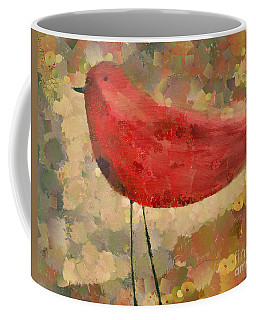 The Bird - K04d Coffee Mug by Variance Collections
