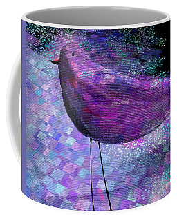 The Bird - S40b Coffee Mug by Variance Collections