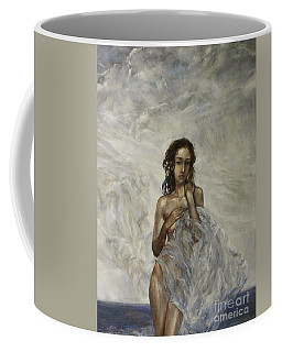 The Birth Of Aphrodite  Coffee Mug