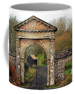 The Bishop's Gate Coffee Mug
