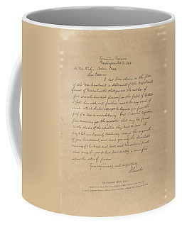 The Bixby Letter Coffee Mug by Celestial Images