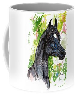 The Black Horse 1 Coffee Mug