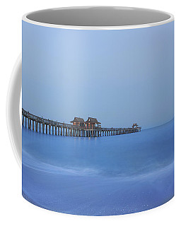 Coffee Mug featuring the photograph The Blue Hour by Kim Hojnacki