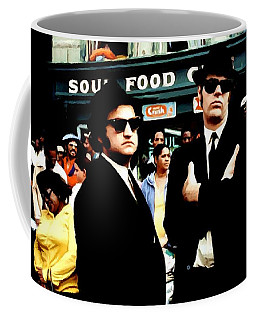 The Blues Brothers Coffee Mug