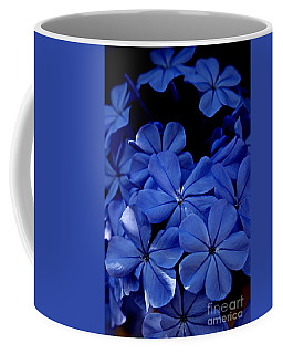 The Blues Coffee Mug by Clare Bevan