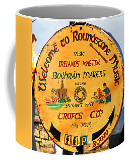 The Bodhran Makers Coffee Mug