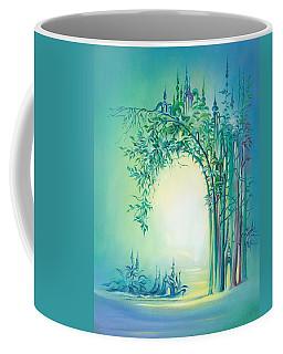 The Boundary Bush Coffee Mug
