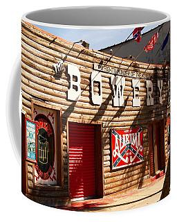 The Bowery Myrtle Beach Coffee Mug