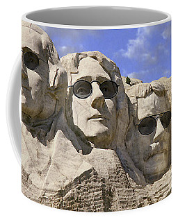 The Boys Of Summer 2 Panoramic Coffee Mug