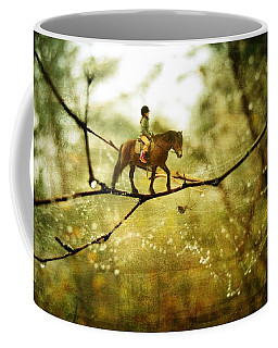 The Brave Rider Coffee Mug