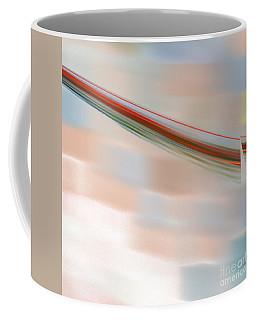 The Break Coffee Mug by Victoria Harrington