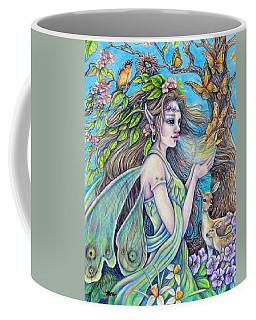 The Breath Of Spring Coffee Mug