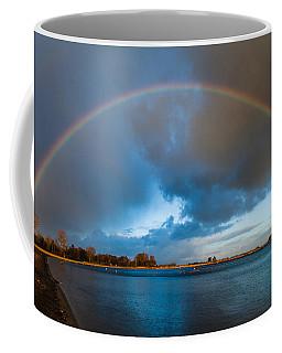 The Bridge Across Forever Coffee Mug