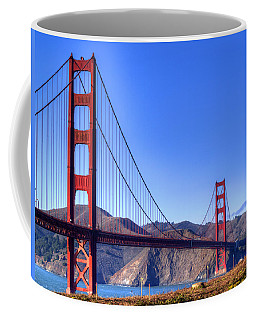 Golden Gate National Recreation Area Photographs Coffee Mugs