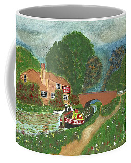 The Bridge Inn Coffee Mug