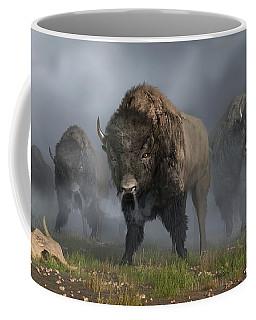 The Buffalo Vanguard Coffee Mug