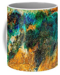 The Bull By Sharon Cummings Coffee Mug