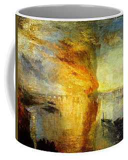 The Burning Of The Houses Of Lords And Commons Coffee Mug