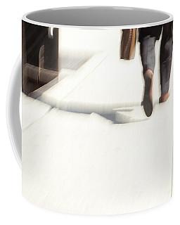 The Businessman Coffee Mug by Karol Livote