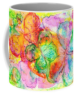 The Butterfly Dance Coffee Mug by Hazel Holland