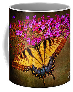 The Butterfly Effect Coffee Mug by Elizabeth Winter
