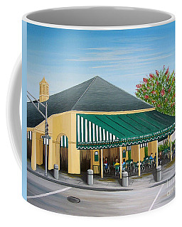 The Cafe Coffee Mug
