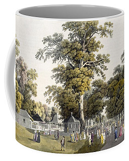 The Cafes In The Grand Avenue Coffee Mug