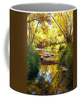 The Calm Side Coffee Mug by Tiffany Erdman