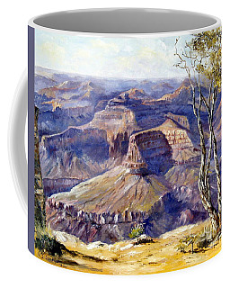 The Canyon Coffee Mug by Lee Piper