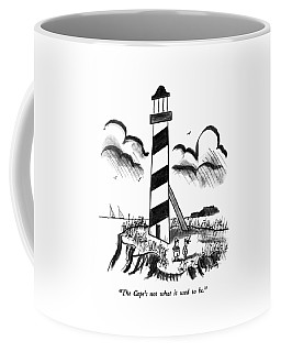 The Cape's Not What It Used To Be Coffee Mug