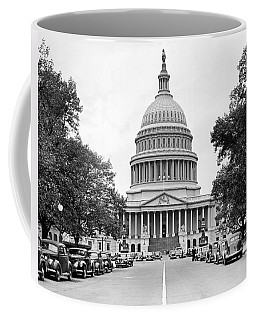 The Capitol Building Coffee Mug