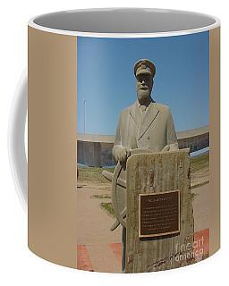 The Captain Coffee Mug