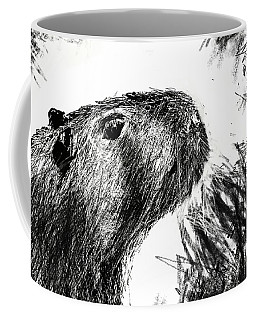 The Capybara  Coffee Mug