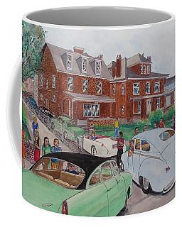 The Car Movers Of Phi Sigma Kappa Osu 43 E. 15th Ave Coffee Mug