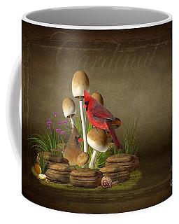 The Cardinal Coffee Mug