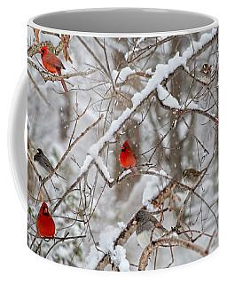 The Cardinal Rules Coffee Mug