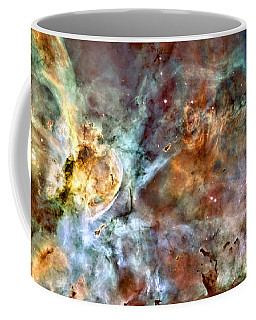 The Carina Nebula Coffee Mug