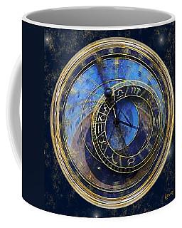 The Carousel Of Time Coffee Mug
