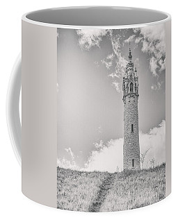 The Castle Tower Coffee Mug