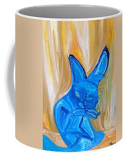 The Cat Camelion  Coffee Mug