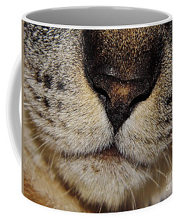 The - Cat - Nose Coffee Mug